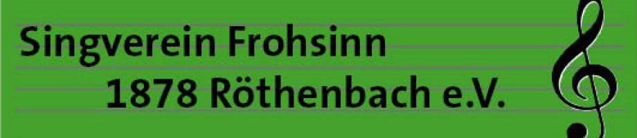140 Jahre Gesang in Röthenbach